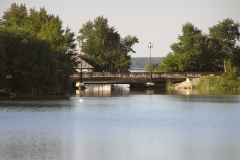 Мост по ул.Ленина