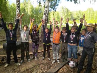 Дебютанты турнира – юные футболисты Григорьевки