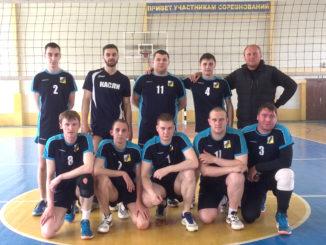 Команда волейболистов Каслинского района