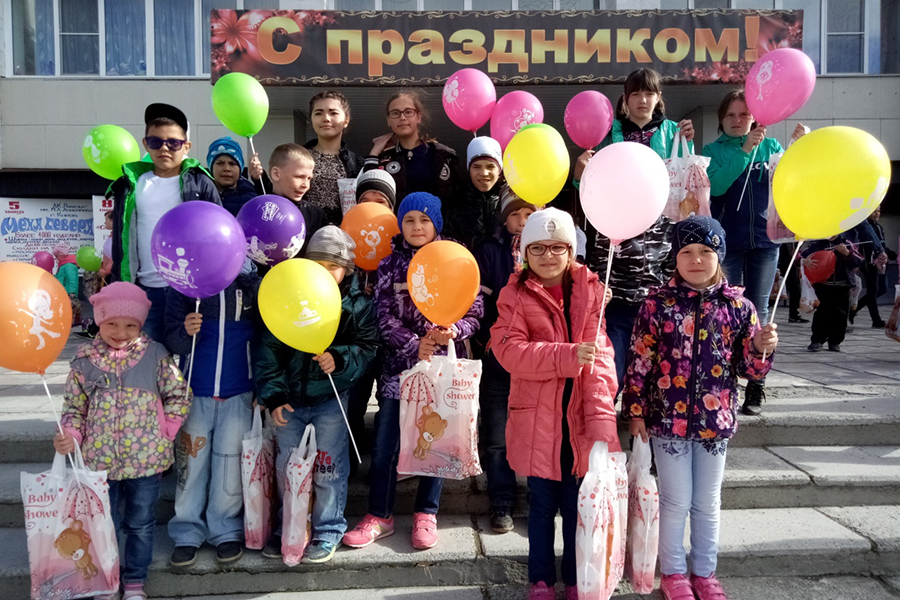 Воспитанники Центра помощи детям получили подарки от губернатора Челябинской области