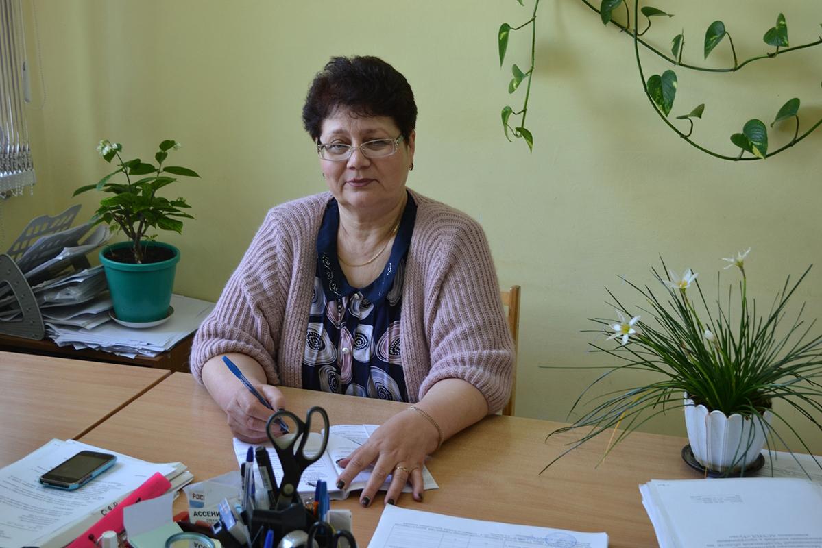 Тамара Алексеевна Глухова – ведущий специалист по назначению детских пособий