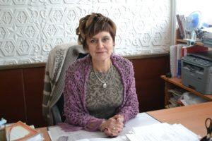 Любовь Валентиновна БЛИНОВА, директор Каслинской школы №27