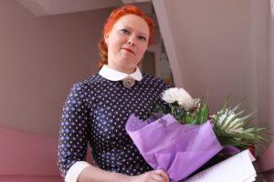 Анна Анатольевна ГУСЬКОВА, директор Каслинской школы №24