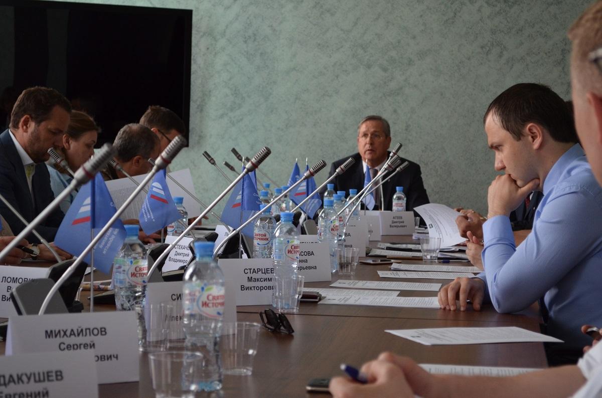 Сложные моменты налогообложения обсудили на круглом столе, прошедшем в Законодательном Собрании Челябинской области