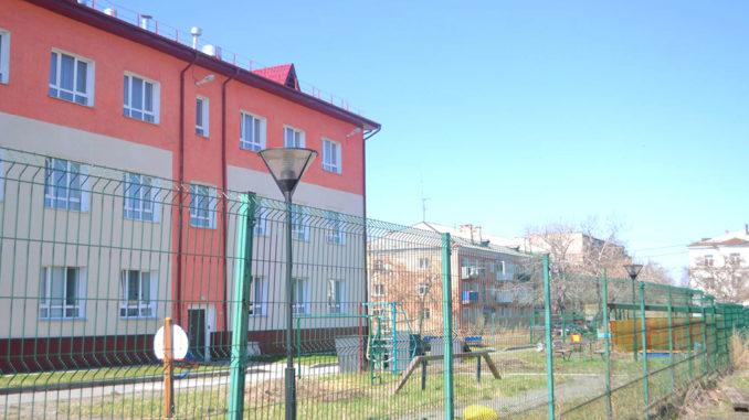 Здание детского сада после реконструкции