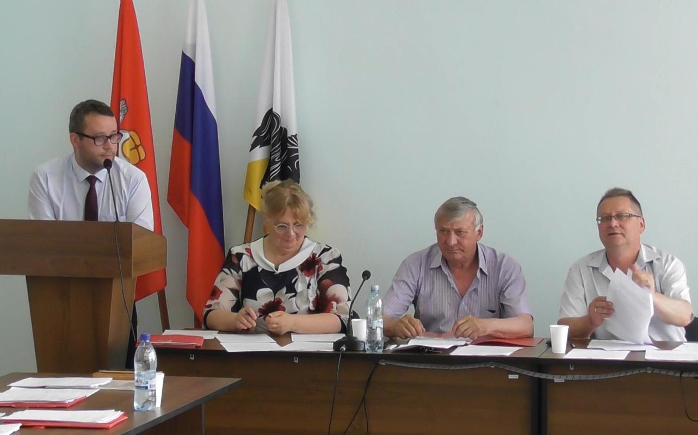Совместное заседание депутатских комиссий