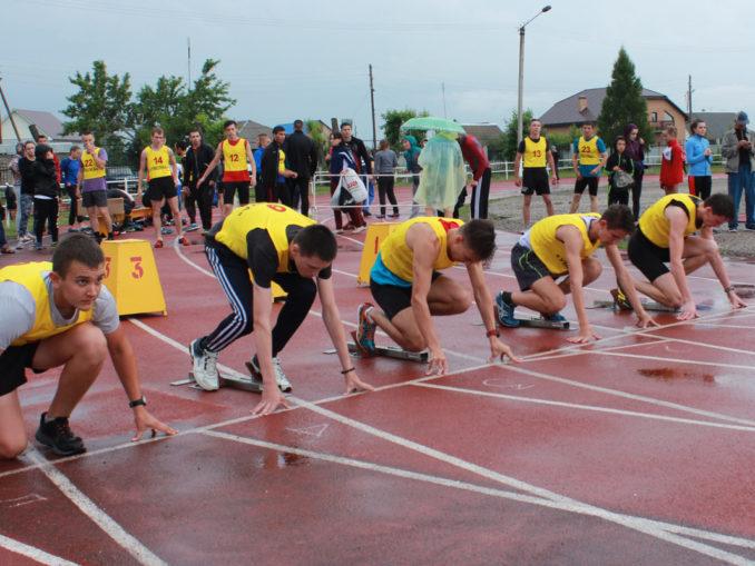 Два золота и второе командное место заработали каслинцы в многоборье ГТО
