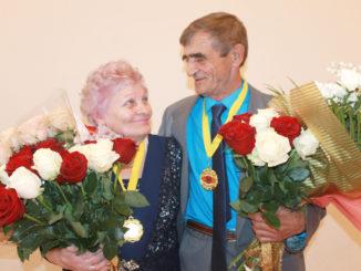 Лидия Михайловна и Геннадий Павлович Плотинновы