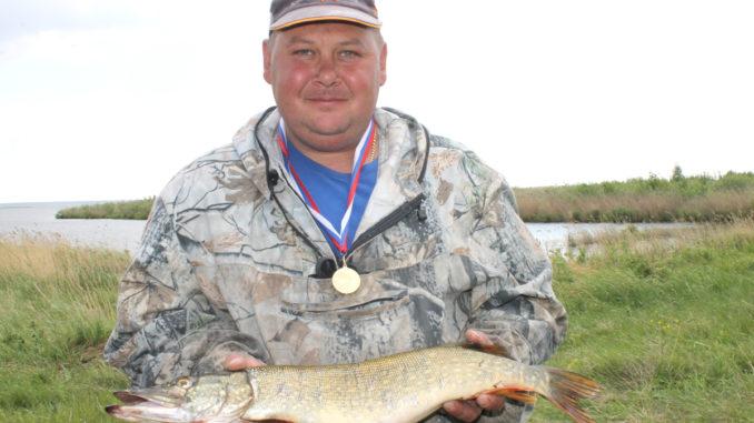Андрей Проскуряков, победитель в командном и личном зачетах