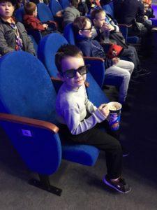 Сегодня кино интересно даже самым юным зрителям
