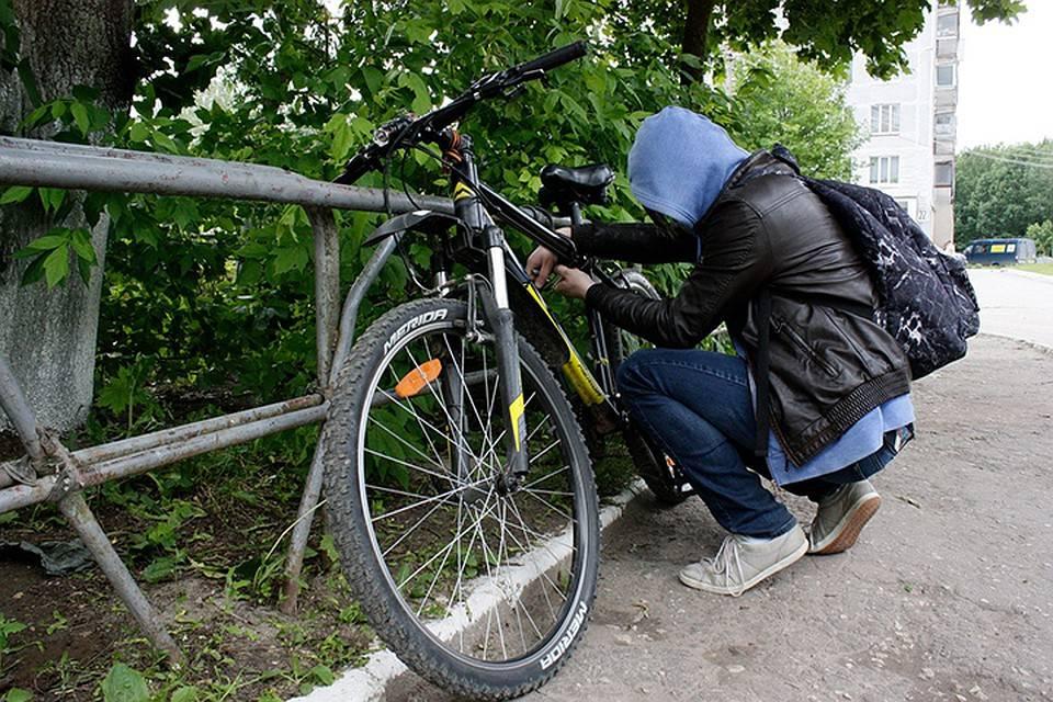 Не оставляйте велосипеды и мопеды без присмотра