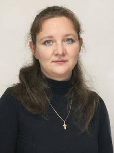 Маргарита Леонидовна ХАЛТУРИНА, директор кинотеатра «Россия»