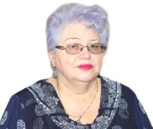 Валентина Михайловна АНДРИЯНОВА, директор историко-художественного музея