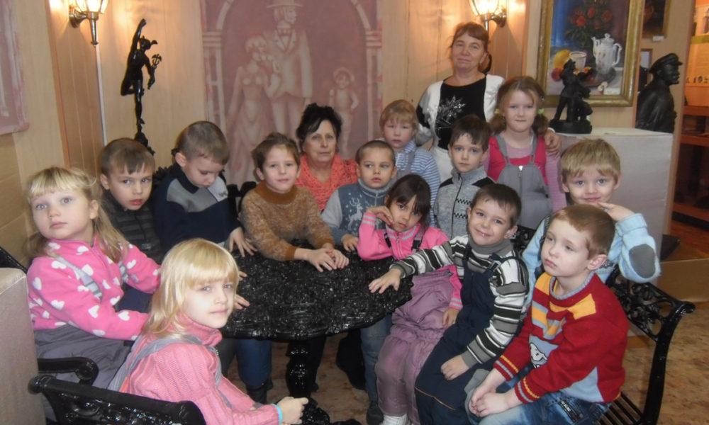 В Каслинском музее