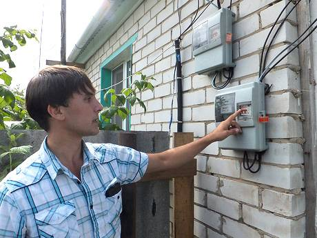 Проверка узла учета электроэнергии