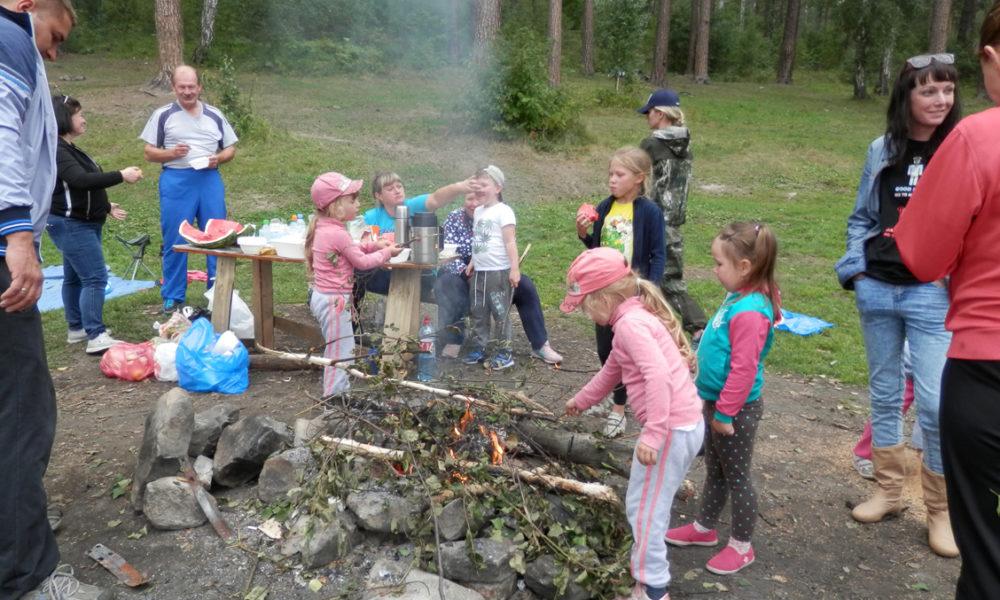В Каслинском детском саду есть добрая спортивная традиция