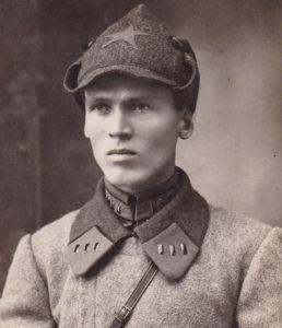 Голышев Николай Васильевич в конце 20-х годов