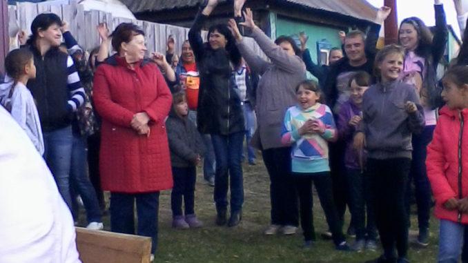 В Шабурово Каслинского района провели праздник улицы Свердлова