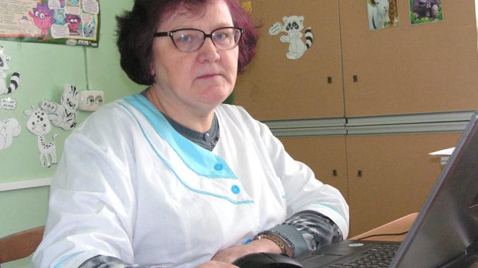 Людмила Александровна Теплякова