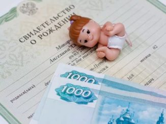 Ежемесячная выплата в связи с рождением (усыновлением) первого ребенка