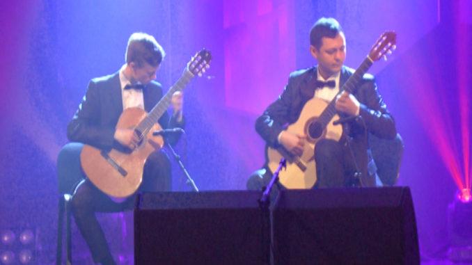 Дуэт гитаристов: А. Еременко и А. Конников