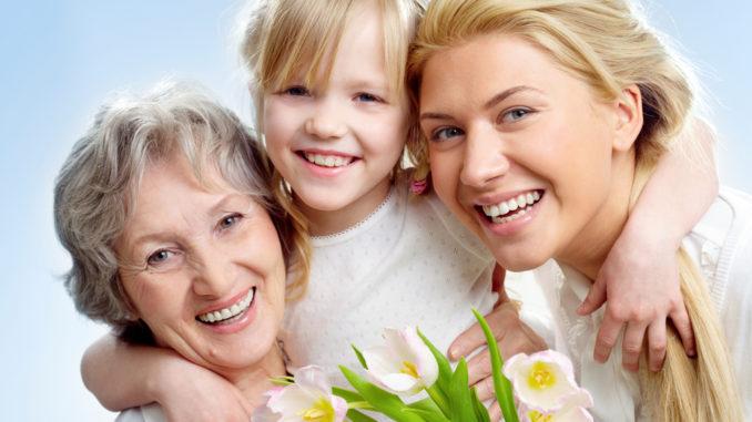 В преддверии самого доброго и самого нежного праздника Дня матери