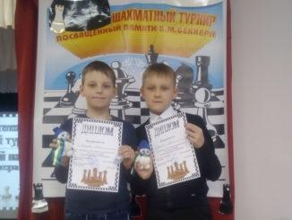 Успешный старт юных шахматистов из Каслей