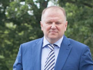 Полномочный представитель Президента РФ в Уральском федеральном округе Николай Цуканов
