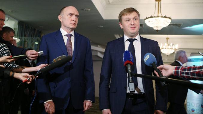 Борис Дубровский: «Территория Бизнеса» рекомендована к тиражированию в других регионах