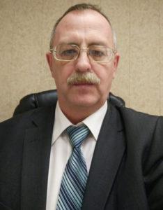 Первый заместитель главы Каслинского района Игорь Ватолин