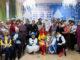 Ветераны педагогического труда и участники спектакля ЦДТ