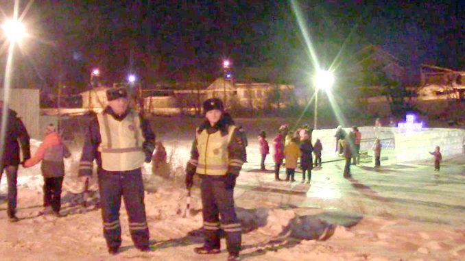 Каслинские полицейские провели операцию «Район»
