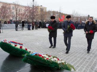 Борис Дубровский: Челябинская область гордится своими героями