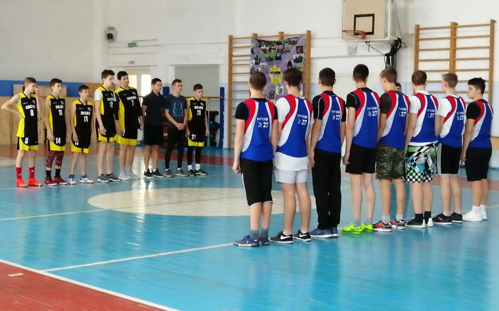Завершилось первенство Каслинского района по баскетболу среди учащихся