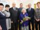 84-летней Валентине Николаевне Гириной вручили памятную медаль
