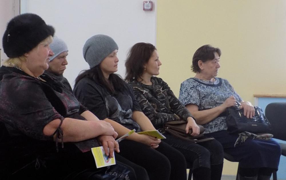 Клуб замещающих родителей в Каслях