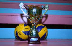 Учрежденный Снежинском переходящий Кубок открытого турнира по волейболу до следующего года будет храниться в физкультурно-спортивном комплексе г. Касли, как почетный трофей