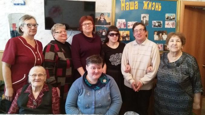 В Каслинском обществе слепых состоялось мероприятие, посвященное творчеству Даниила Гранина