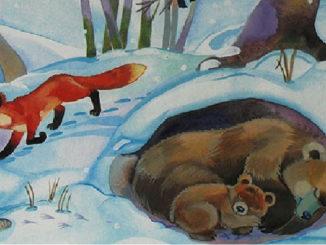 Зимние сказки для девочек и мальчиков