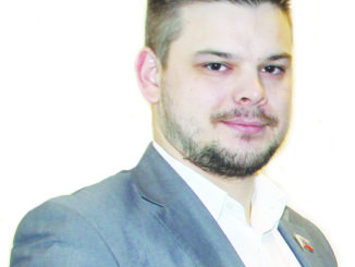 Владимир ЧЕРЕПАНОВ, главный редактор Каслинской газеты «Красное знамя»