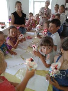 Каждое лето при женской общине храма села Булзи открывается детский православный лагерь, где опытные педагоги проводят с ребятами мастер-классы и другие интересные мероприятия