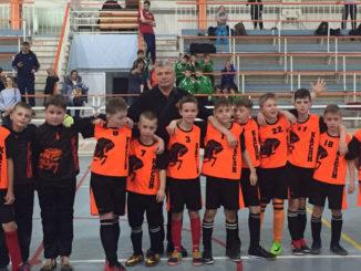 Каслинские юные футболисты – чемпионы области