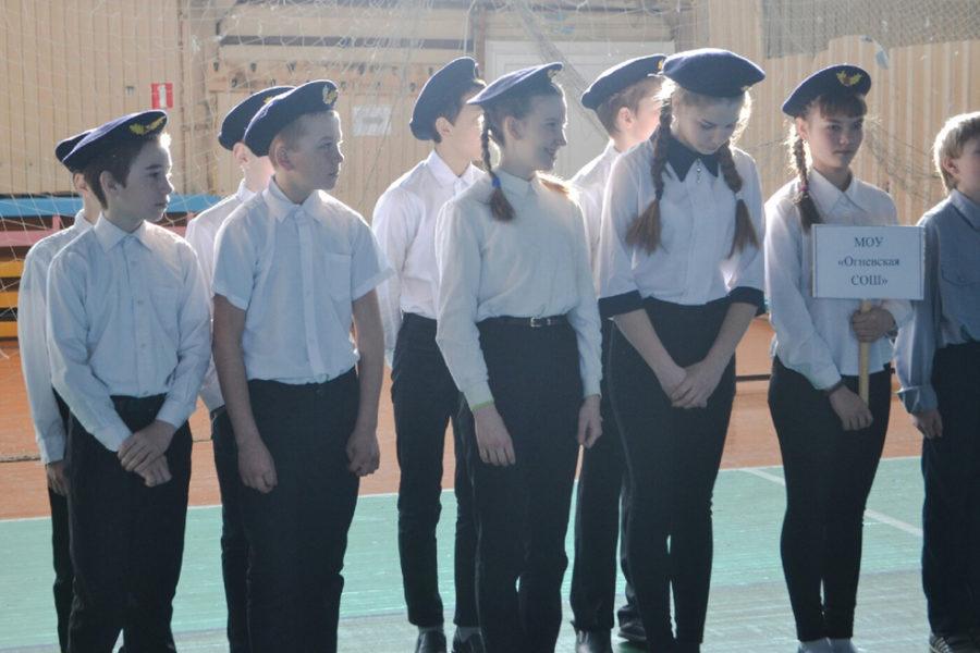 В Каслях прошел традиционный военно-спортивный праздник