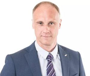 депутат Заксобрания Олег Голиков