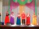 На сцене народный ансамбль «Сударушка»