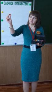 Мастер-класс от Натальи Злоказовой