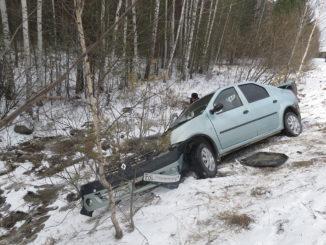 На автодороге Касли – Верхний Уфалей в ДТП погибла женщина