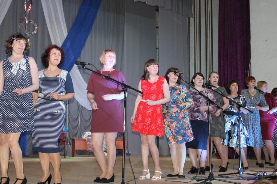 Самые вдохновленные участницы конкурса из детсада «Солнышко»