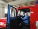 Дети каслинского детского сада побывали на экскурсии в пожарной части
