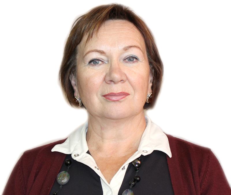 Депутат Совета депутатов Каслинского городского поселения Марина Александровна Головкина